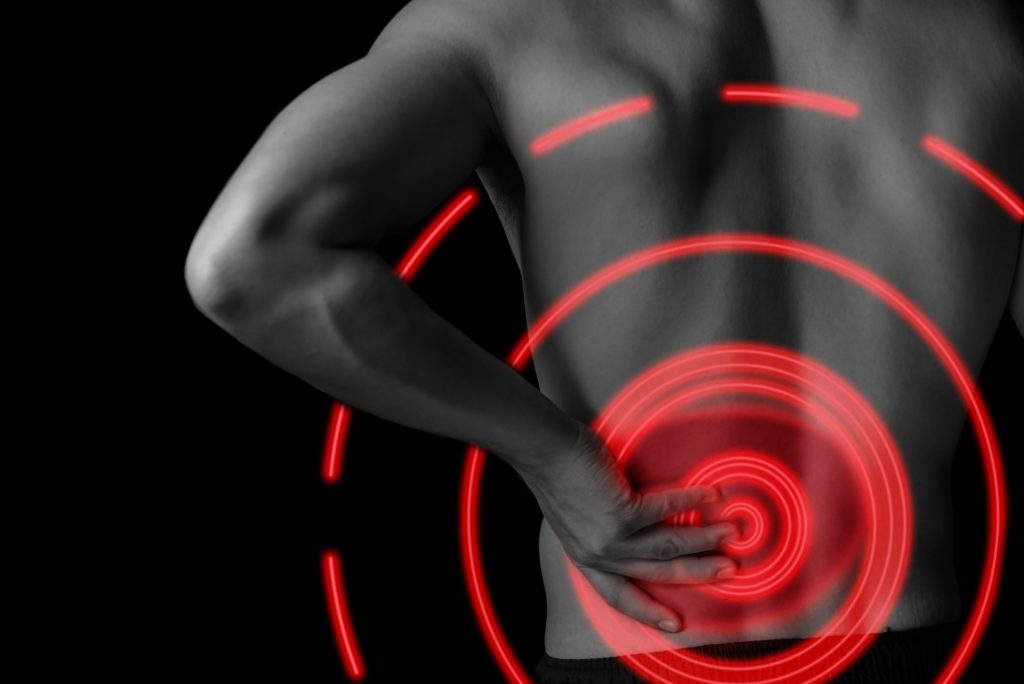 Back pain mismanagement is a problem